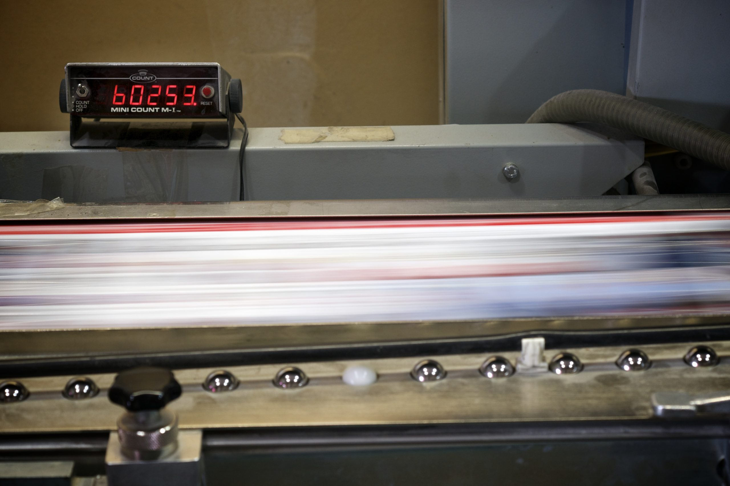 Calagaz Commercial Printing in Mobile, Ala., Tuesday, July 26, 2011.